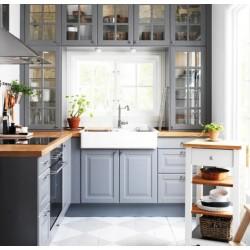 13 Ιδιοφυείς λύσεις για μικρές κουζίνες!