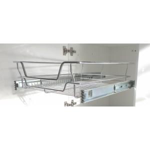 Εξαρτηματα κουζινας - Εξοπλισμος κουζινας - Καλάθι τροφοθήκης για ντουλάπι 35εκ. ΒΑΓΟΝΕΤΑ