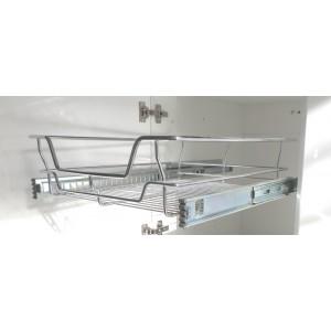 Εξαρτηματα κουζινας - Εξοπλισμος κουζινας - Καλάθι τροφοθήκης για ντουλάπι 40εκ. ΒΑΓΟΝΕΤΑ