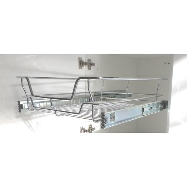 Εξαρτηματα κουζινας - Εξοπλισμος κουζινας - Καλάθι τροφοθήκης για ντουλάπι 50εκ. ΒΑΓΟΝΕΤΑ